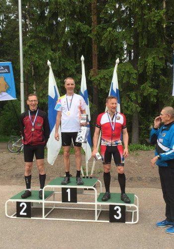 Juhani Jetsonen - PySu 2018 keskiimatka kultaa